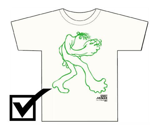street-musique t-shirt
