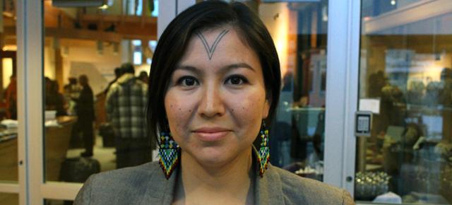 Inuit Tattoos Face