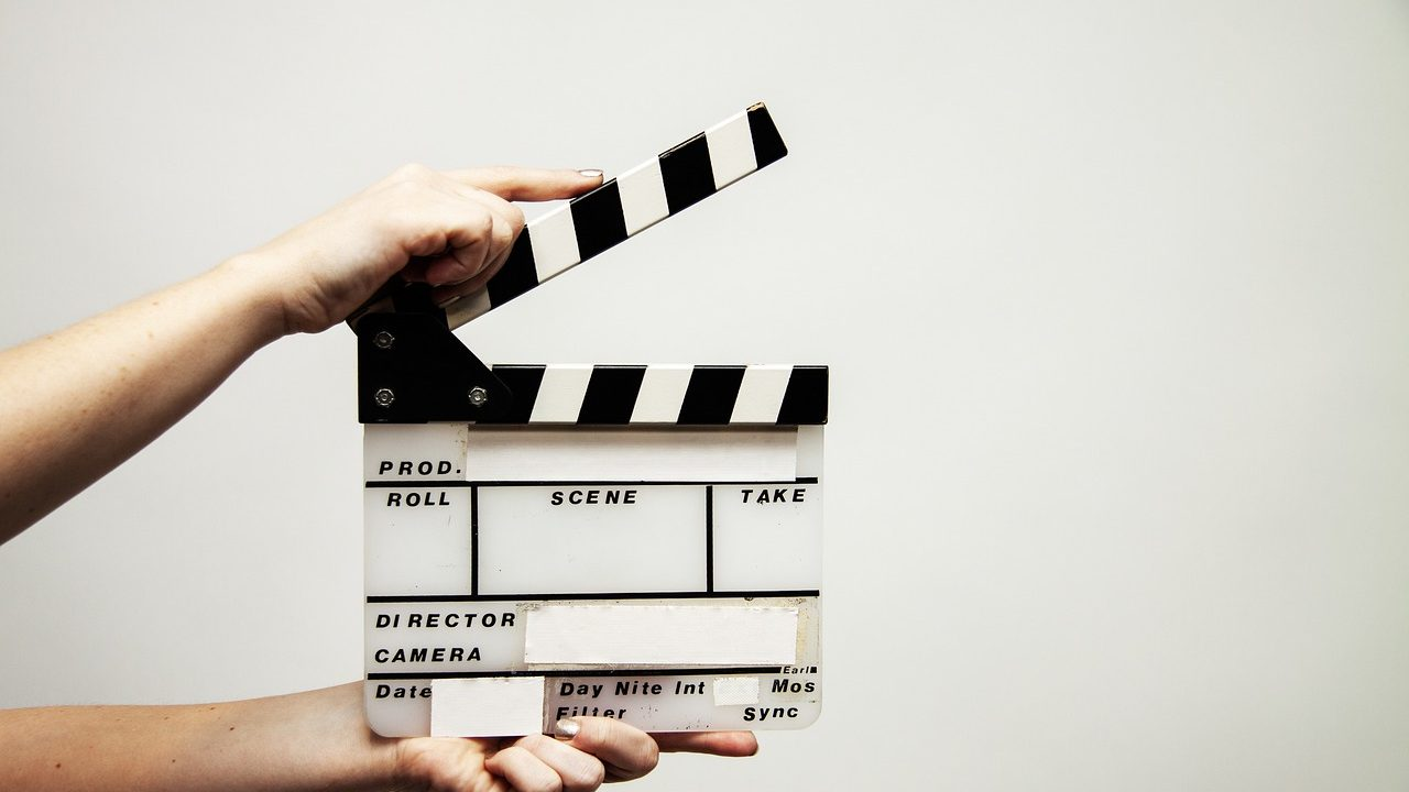 How to break into the film business