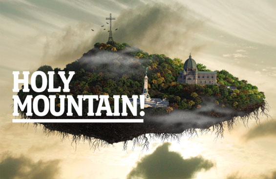 Holy Mountain: A city's landmark or a spirtual experience?