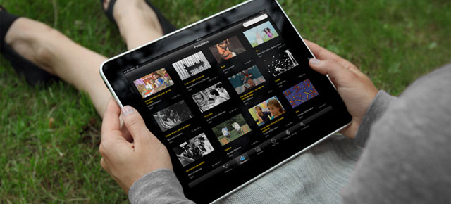 Version 2.0 of the NFB Films for iPad app is now available for download