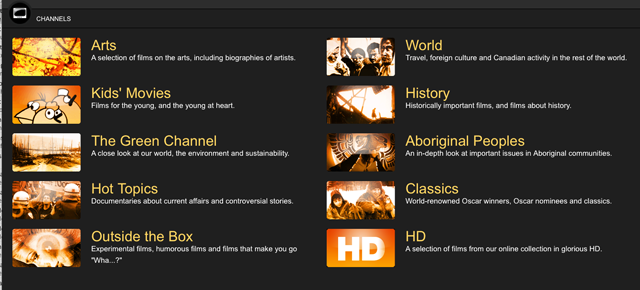 2 new ways to explore our online film collection