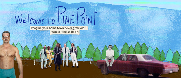 Welcome to Pine Point wins 2 Webby Awards