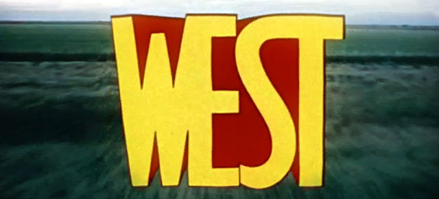 Focus on the Prairies: The West TV Series