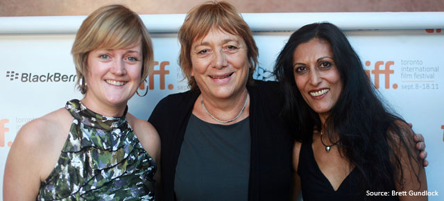 Pink Ribbons, Inc. premieres at TIFF to a packed house