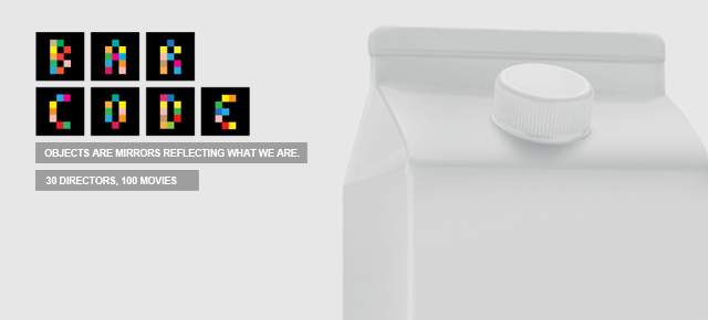 Introducing Barcode.tv, a new interactive doc about the objects that surround us