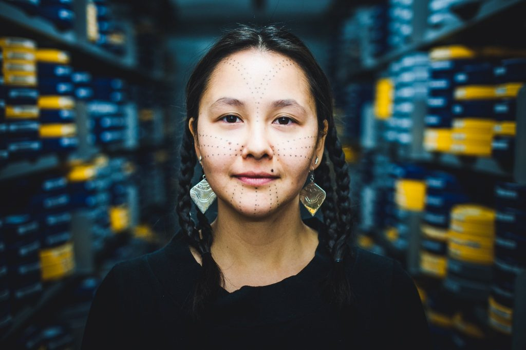 Asinnajaq, writer and director of Three Thousand