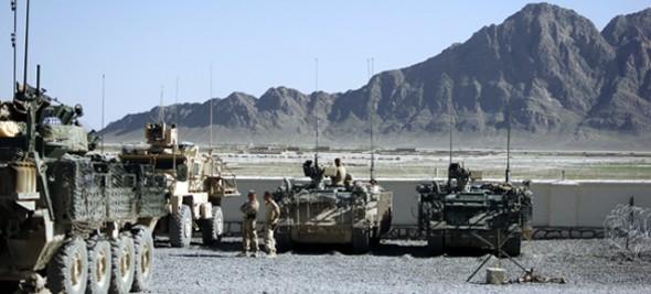 Van Doos in Afghanistan