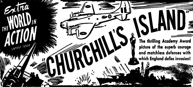 Churchill's Island: The National Film Board's First Oscar Winner