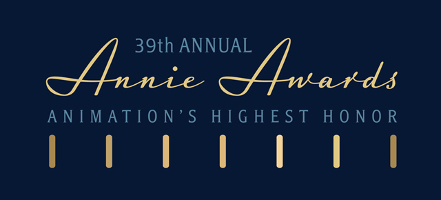 Watch the Annie Awards live on Saturday, Feb. 4 on NFB.ca