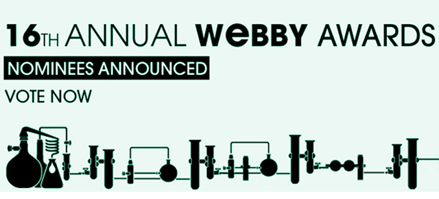 7 Webby Award nominations for NFB/interactive