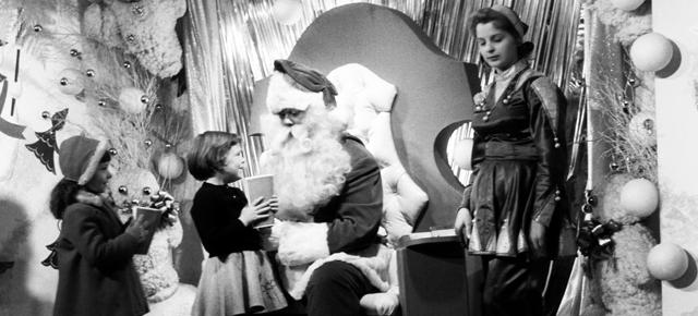 Pre-Christmas Madness, Montreal, 1958