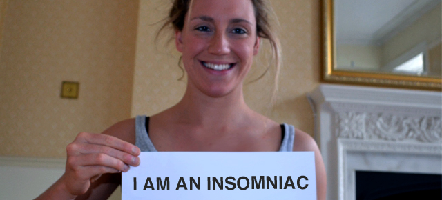 Olympic Swimmer Elizabeth Simmonds Comes Out: She Is an Insomniac