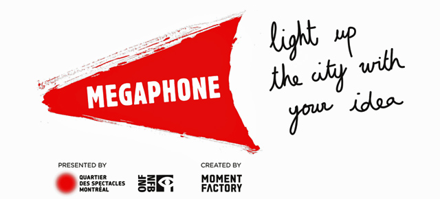Megaphone: Light Up the City with Your Idea