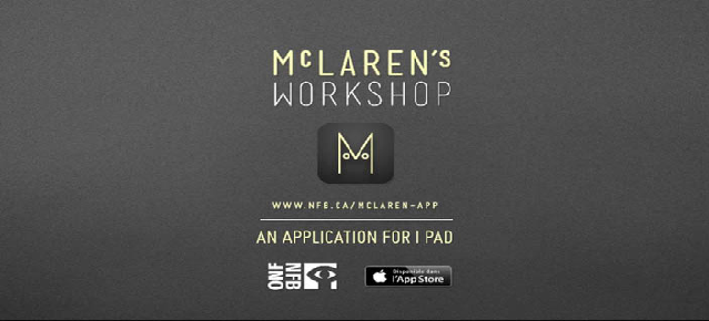 How to Use the New McLaren's Workshop App in Your Classroom
