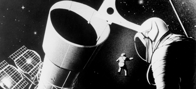 The Movie That Influenced Kubrick's 2001