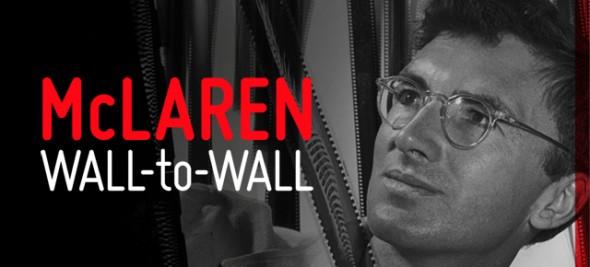 McLaren Wall to Wall