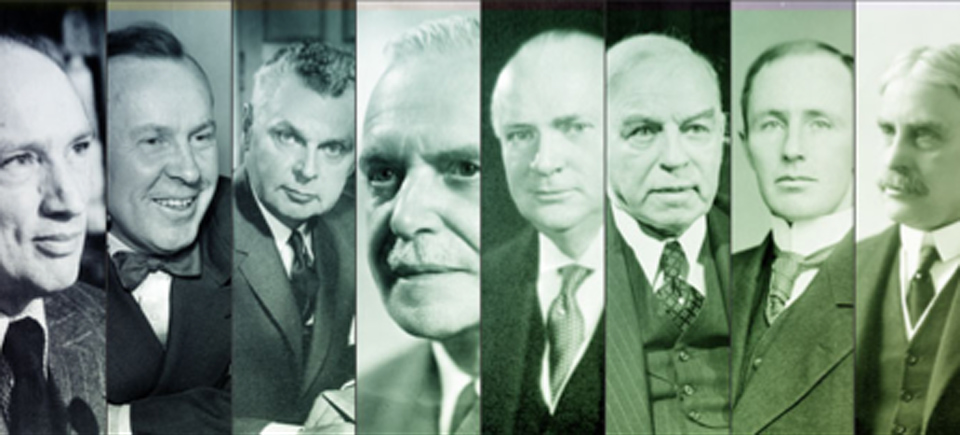 Canada's Prime Ministers: History in the classroom