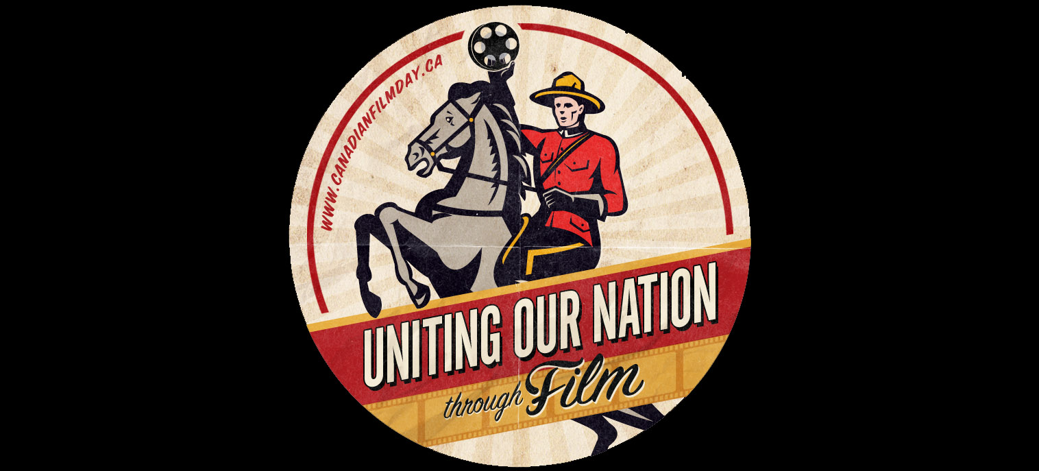 Mark your calendars: the first annual National Canadian Film Day is upon us on April 29