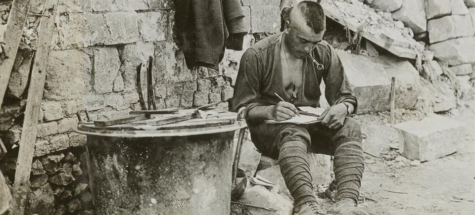 The First World War's 100th anniversary: a cinematic commemoration