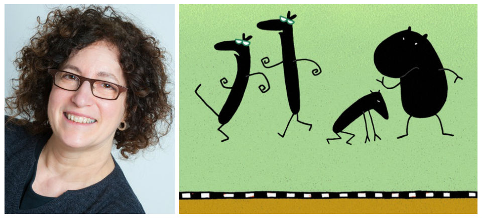 A Q&A with Oscar®-nominated animator and artist-in-residence Janet Perlman