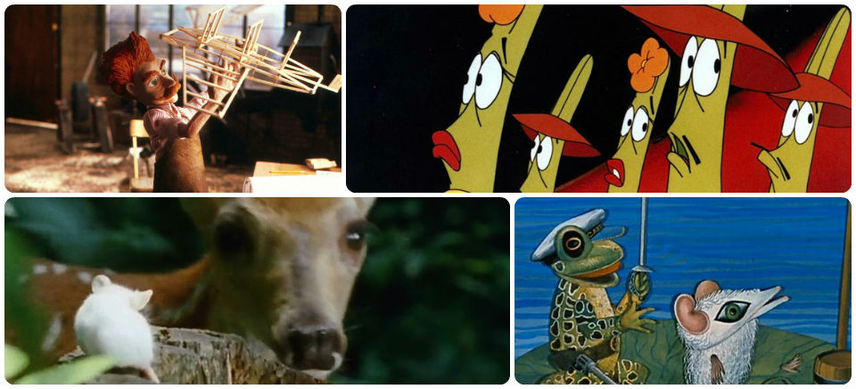 Take a tour of the NFB Kids' Channel, featuring films for children of all ages
