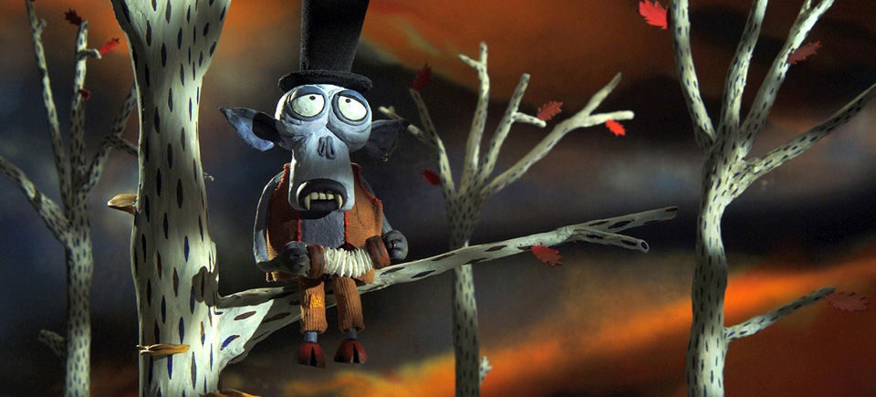 Celebrate Halloween and International Animation Day with 8 dark, weird, and wacky films