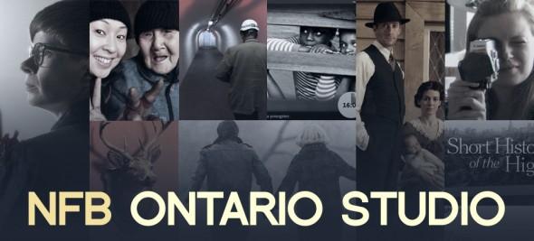 NFB Ontario Studio Header