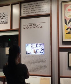 Disney Museum: Birth of Mickey