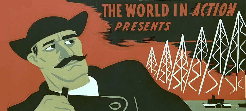 Harry Mayerovitch | Meet the man behind the NFB's most beautiful propaganda posters