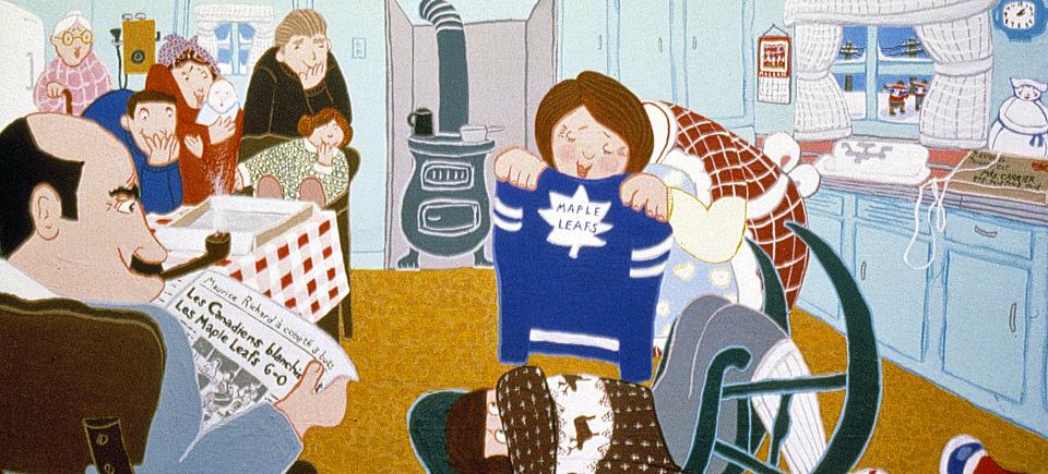 Watch 4 Winter Films for Kids on NFB.ca