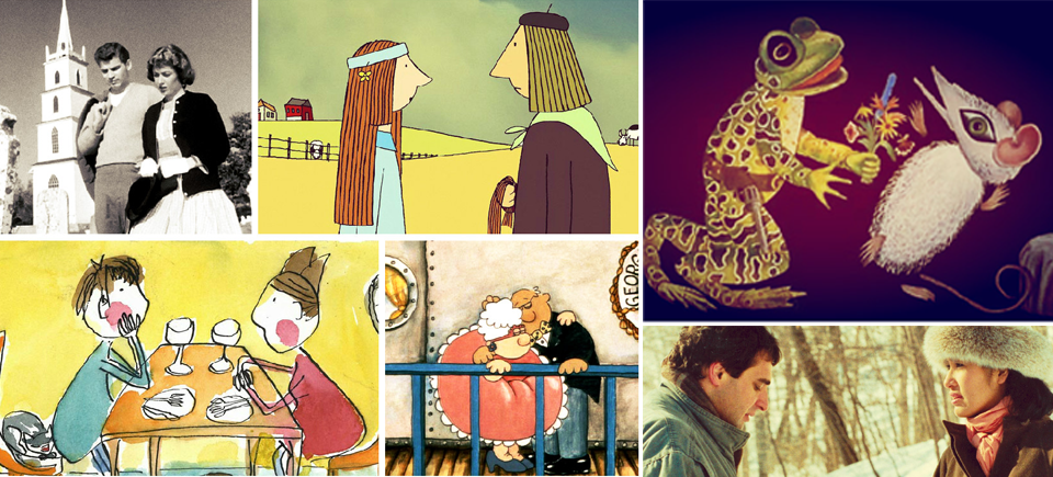 Watch 10 Films About Love on NFB.ca