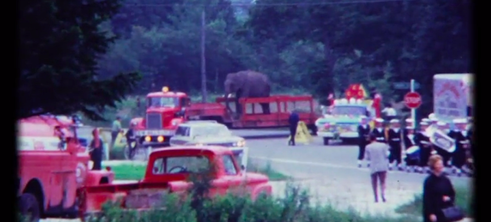 Elephant 1967: Passage from India