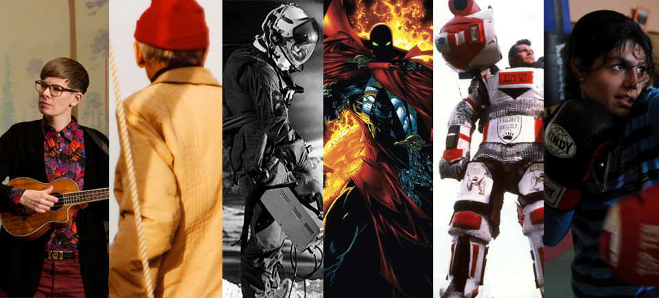 Need film recommendations? We've got you covered.