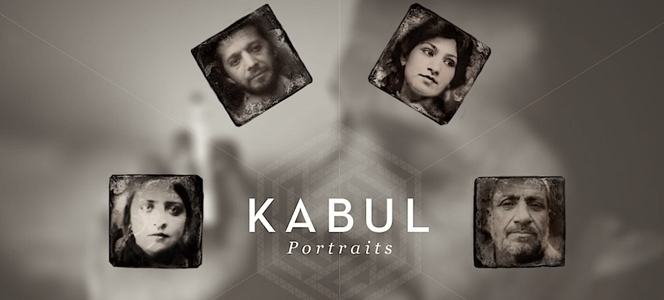 Digital Studio Reframes the Art of Portraiture