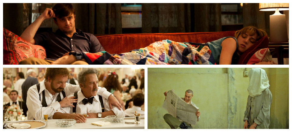 3 Films for Weekend Watching