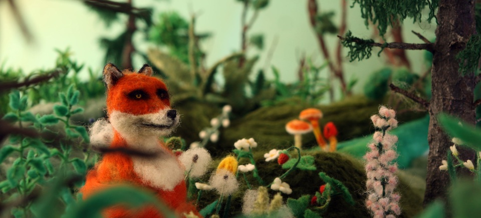 Bedtime in the Balkans: Animation Goes into the Woods
