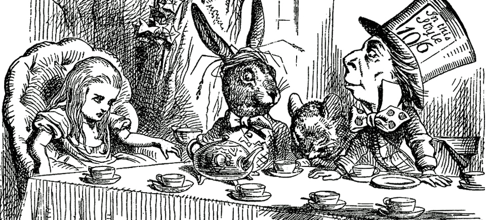 Watch 5 Trippy Films to Celebrate 150 years of Alice in Wonderland