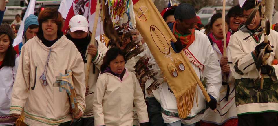 Indigenous Youth – Changing the Way We Think!