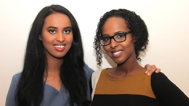 Asha & Roda Photo