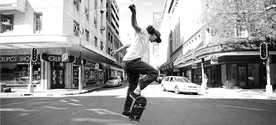 Teaching User Experience and the Politics of Public Space through Skateboarding
