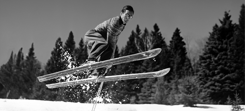 Photo Fridays| Check Out 20 Vintage Ski Pics From the 1940s