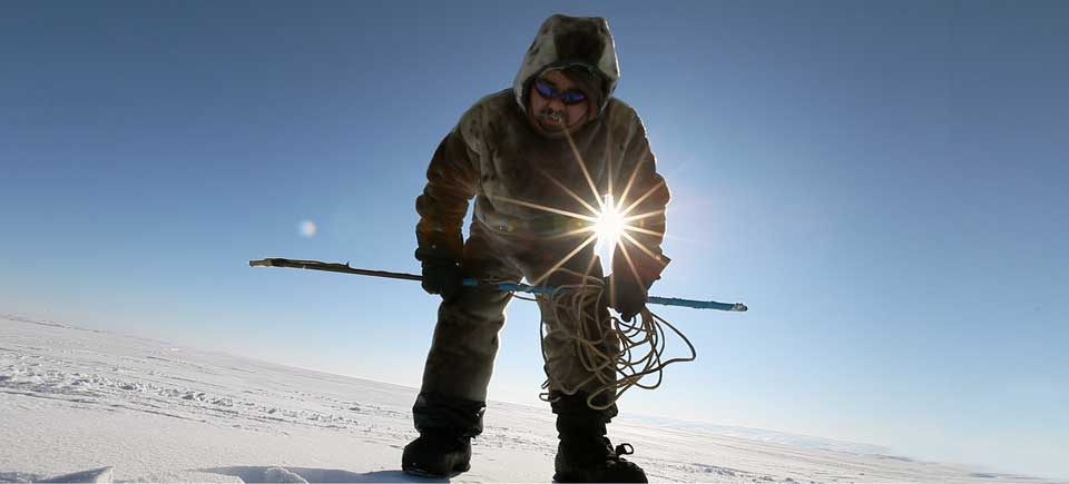 Inuit Culture, Living History