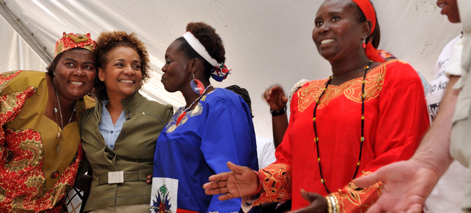 Michaëlle Jean: A Woman of Purpose | Interview with Jean-Daniel Lafond