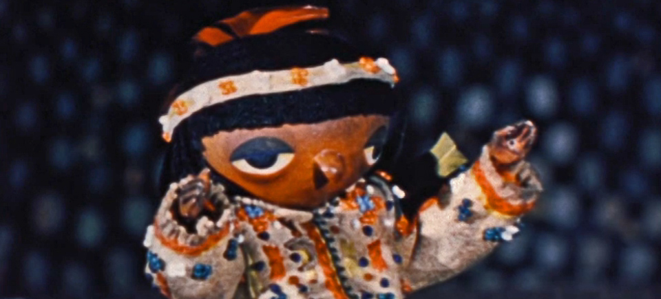 Puppet School of the Streets: Watch Grant Munro's One Little Indian on NFB.ca