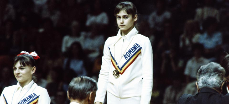Memory Rediscovered: The 1976 Montreal Olympics