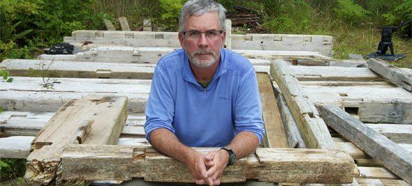 Pete Clarkson Debris blog