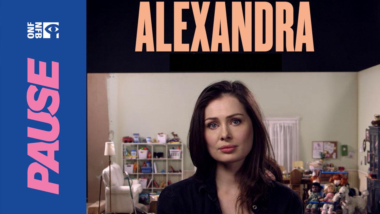 Freaks of Nurture: Alexandra Lemay in the Dollhouse