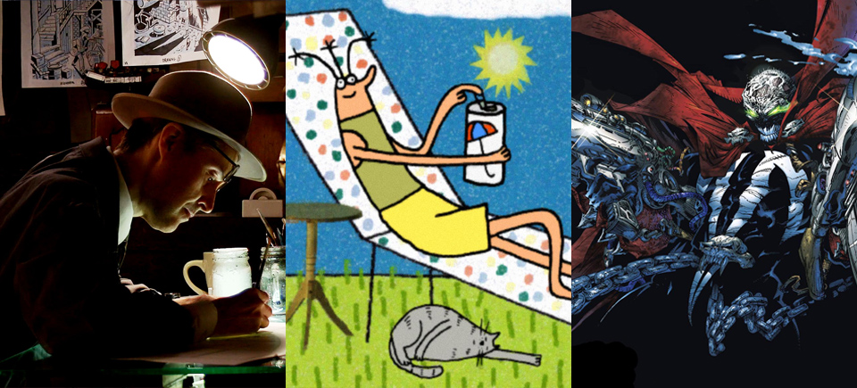 Watch 6 Films About Comics and Their Creators