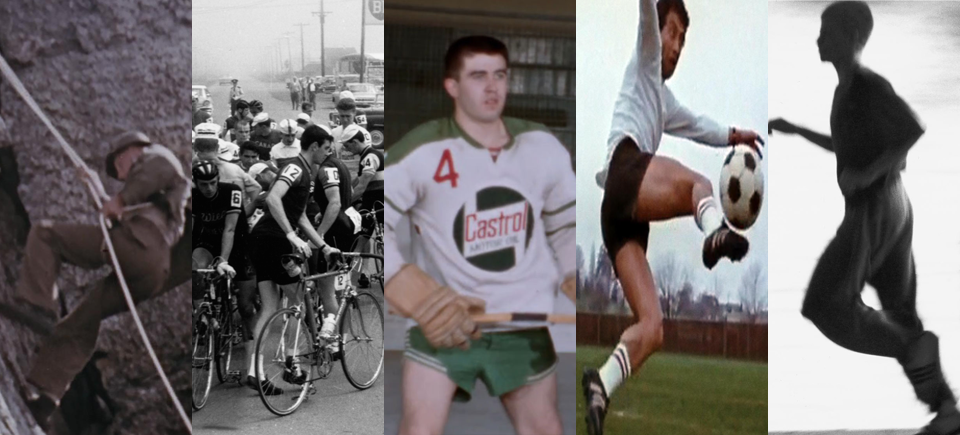 Vintage Sports Docs for the Armchair Athlete